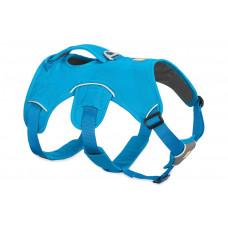 Ruffwear Pettorina Web Master Harness M Azzurra