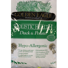 Golden Eagle Hypoallergenic  Duck & Potato 10kg