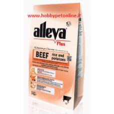 Alleva Plus Gluten Free Beef Rice&Potatoes 12 kg
