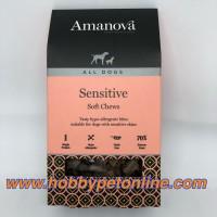 Amanova snack adult salmone 400gr