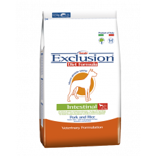 Exclusion Diet Intestinal Maiale e Riso Medium/Large