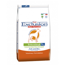 Exclusion Diet Intestinal Maiale e Riso Small 2 kg