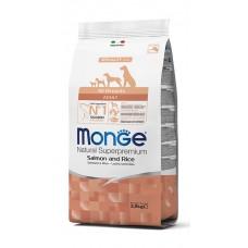 Monge All Breeds Adult Salmone
