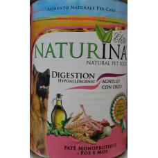 Naturina umido cane digestion 400gr