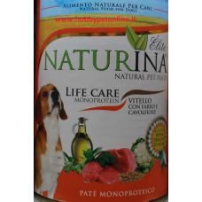 Naturina umido cane life care 400gr