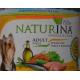 Naturina umido cane adult mini 200 gr