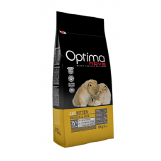 Optimanova Gatto Kitten Pollo 8 kg