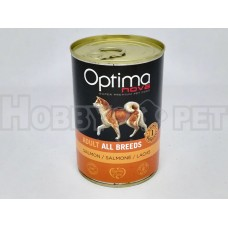 Optimanova Wet Adult Salmone 400gr