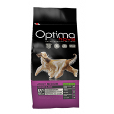 Optimanova adult medium 2 kg Pollo e Riso