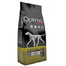 Optimanova digestive adult all breeds coniglio 2 kg