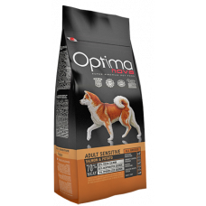 Optimanova sensitive adult all breeds 2 kg