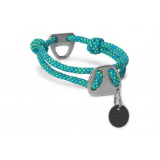 Ruffwear Knot-a-collar Medium azzurro