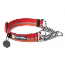 Ruffwear collare Chain Reaction Kokanee Red