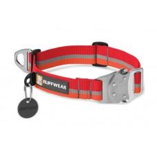 Ruffwear collare Top Rope Kokanee Red