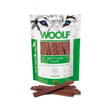 Woolfsnack Filetto di Agnello 100gr
