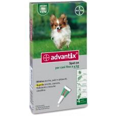 Advantix cane 0-4 kg