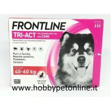 Frontline TRI-ACT 40-60 kg SOLO PER CANI