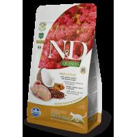 N&D Cat Quinoa Quaglia 1,5 kg