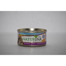 Naturina umido gatto tonno con formaggio 70 gr