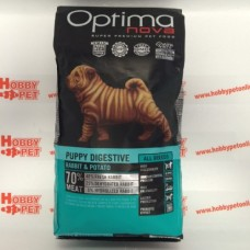 Optimanova digestive puppy 2 kg