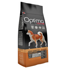 Optimanova salmone sensitive adult all breeds 12 kg