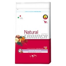 Natural trainer senior medium 12,5 kg