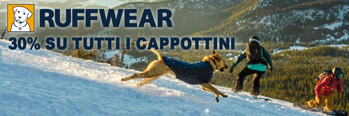 Cappottini Ruffwear