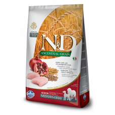 N&D Ancestral Senior medium-maxi 12Kg
