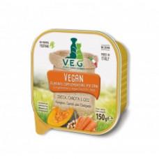V.E.G. Vegan zucca carota e ceci 150gr