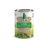 V.E.G. Vegan zucchine piselli e lenticchie 400gr