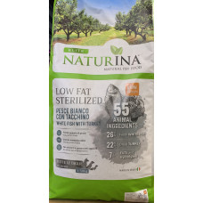 Naturina Elite Low Fat / Sterilized 12 kg