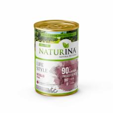 Naturina Elite Umido Life Style 400g